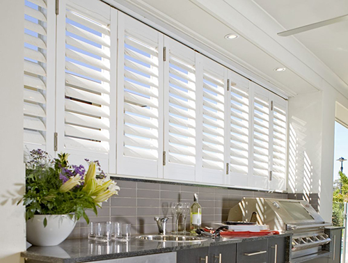 Aluminum Shutters Are The Best Choice For Your Outdoor Alfresco Area Or As  A Window Covering Due To Its Long Lasting Elements.